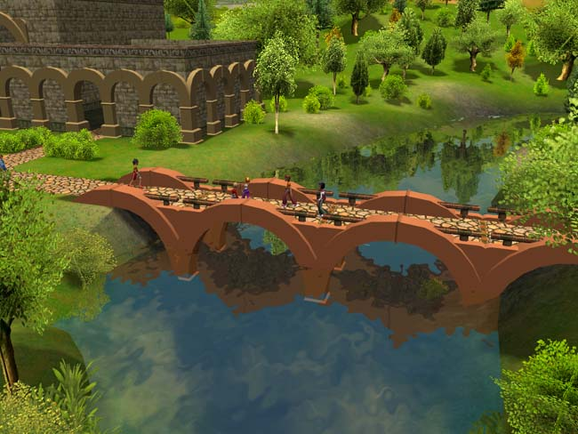 RollerCoaster Tycoon 3: Wild! Impressions - First Look - GameSpot