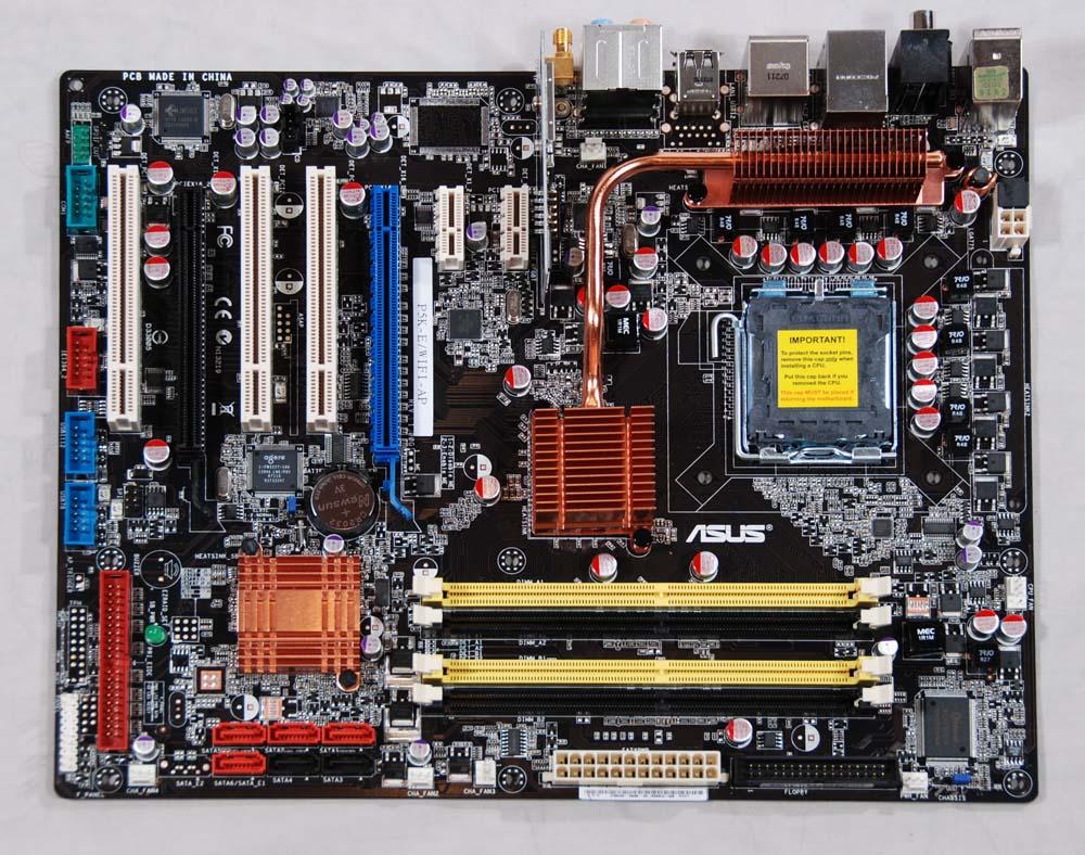 motherboard asus